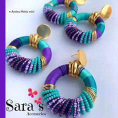 Tips For Finding The Pefect Piece Of Jewelry Seed Bead Jewelry, Diy Jewelry, Handmade Jewelry, Fashion Jewelry, Jewelry Making, Thread Bangles, Thread Jewellery, Fabric Jewelry, Diy Earrings And Necklaces