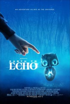 Earth to Echo (2014) ONE OF THE BEST MOVIES I HAVE EVER SEEN!! IT'S DEFINITELY A MUST SEE!!!  It's like a modern day E.T. And Goonies