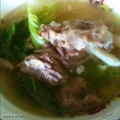 ランチ #nilagangbaka #food #lunch #philippines #フィリピン #昼食
