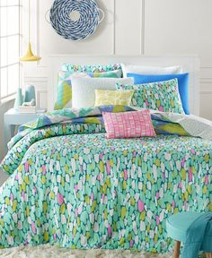 Whim by Martha Stewart Collection Impressions 5-Pc. King Comforter Set, Only at Macy's