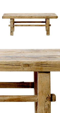 Built from the ever-popular elm wood, the Shuksan Coffee Table exudes natural…