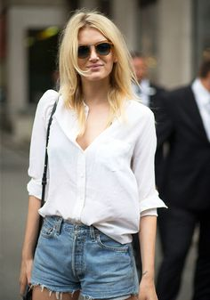 35 Stunning Street Style Snaps From Paris Couture Week Paris Couture, Couture Week, Couture Style, Lily Donaldson, Short Outfits, Casual Outfits, Fashion Outfits, Cute Outfits, Net Fashion