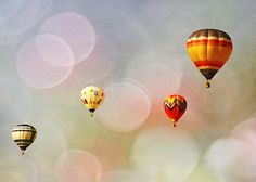 bubbles and balloons photography   Hot Air Balloon Photography Pastels Colors And Bubbles Dorm Decor ...