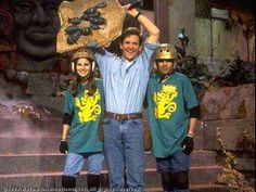 legends of the hidden temple - i wanted to be on this show so badly