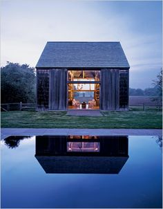 barn re-interpreted