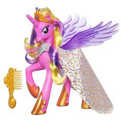 "My Little Pony Friendship is Magic Pony Wedding Figure - Princess Cadance - Hasbro - Toys ""R"" Us"