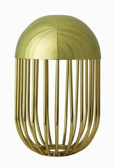 Lampe de table contemporaine en métal PILL Autoban