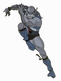 Panthro: Panthro (80's Version)