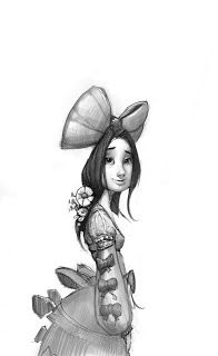 Snow White from The Hero's Guide To Saving Your Kingdom. It's such a cute book