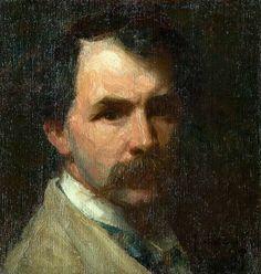 Self Portrait (Frank Bramley,