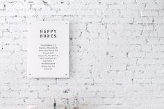 Happy Bones on Branding Served
