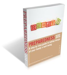 Check out this all new Prep-101 Course! A step by step guide to taking charge of your family's well-being and Security.  http://www.yourownhomestore.com/preparedness-101/
