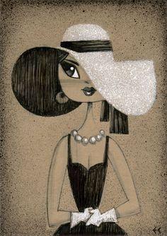 Sophia Loren by Eddy Crosby http://www.eddycrosby.com/
