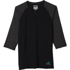 Chandail à manches 3/4 ADIDAS pour hommes/ ADIDAS  Men's top Sports, Jackets, Fashion, Adidas Men, Men Wear, Sleeves, Hs Sports, Down Jackets, Moda