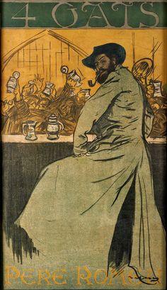 Ramón Casas   Ramon Casas i Carbó ( Barcelona , 5 de enero de 1866 - 29 de febrero de 1932 ) fue un pintor español célebre por s...
