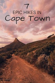 My Top 7 Cape Town Hikes With Epic Views - Campsbay Girl - Travel Cool Places To Visit, Places To Travel, Africa Destinations, Hiking Photography, Koh Tao, Travel Activities, Africa Travel, Cape Town, Where To Go