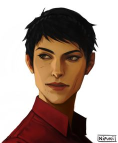 Writing World - You should draw more cassandra! You draw her...