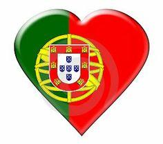 www.bandeira de portugal.com | Coração+bandeira+de+Portugal.jpg