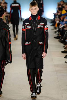 KTZ Fall/Winter 2016/17 - London Collections: MEN - Male Fashion Trends