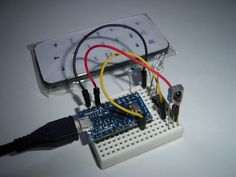PC Remote Control Using Arduino Pro Micro