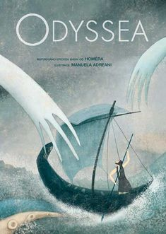 The Odyssey Homer (Author), Manuela Adreani (Illustrator) New Books, Books To Read, Homer Odyssey, Salt Art, Mythology Books, Ocean Storm, Sterling Publishing, Greek Warrior, Markus Zusak