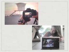 Apresentação sobre produção de vídeo para aulas (BR)