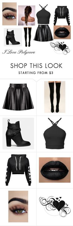 """Nila returns"" by niacokerbengochea on Polyvore featuring Boohoo, Cape Robbin and Coach"
