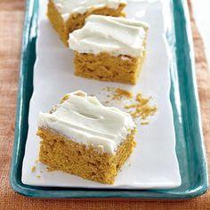 six healthy pumpkin cake recipes