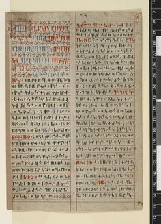 Add MS 73525 - Does anyone know, or can anyone detect, what #alphabet is this? #codex #ancientmanuscripts #script