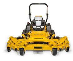 The Hustler Super 104 is an affordable wide-area mower with the maneuverability of a zero-turn. Landscaping Equipment, Lawn Equipment, John Deere Garden Tractors, Zero Turn Lawn Mowers, Hydro Systems, Riding Mower, Lawn Care, Toyota Trucks