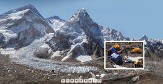 Foto do Everest de 2 bilhões de pixels