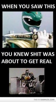 Power rangers meme funny lol