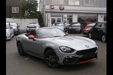 The Abarth 124 Spider is a beautiful example of exquisite Italian styling, aggressive sporting characteristics and sumptuous luxury surroundings.    Find Your Next Used Abarth 124 Spider Cars For sale at AutoVolo.co.uk.