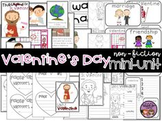 What the Teacher Wants!: February is FUN! {Valentine's, President's, and 100's Day}