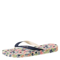1f0b91992 The range of summer sandals for women features the Animal Cosmos flip flops  with pretty patterns