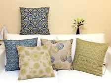 Top Quality Contemporary Vintage Cotton Linen Cushion Cover Pillow Case 149