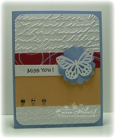OWH Clean & Simple Challenge by Feline Creative - Cards and Paper Crafts at Splitcoaststampers