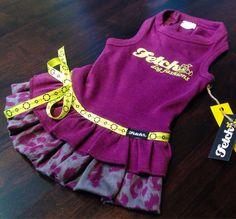 Fetch Dog Fashions Dress on Etsy, $42.99
