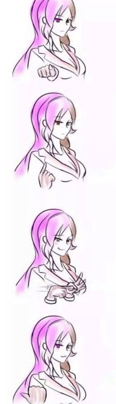 Neo from RWBY showing us what she wants right now lol