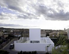 Alberto Campo Baeza moliner house . zaragoza