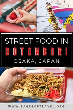 Osaka is a food lovers paradise. The main action is the Dotonbori street food, but we will also cover what to eat in Osaka and the best Osaka restaurants. Osaka Japan, Nagasaki, Sapporo, Nagoya, Fukuoka, Japan Street Food, Osaka Food, Kyoto, Japan Travel Tips