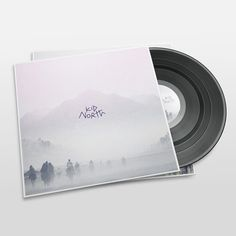 I like the Simplicity and the folk edge of the fogged image and the typography.