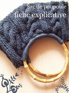 Sac en tricot