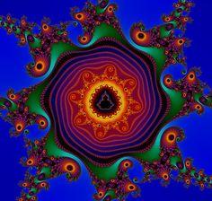 Twisty Mandelbrot | Flickr - Photo Sharing!