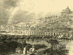 Pontes construídas no Porto durante o século XIX