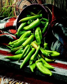 Hatch Green Chilis
