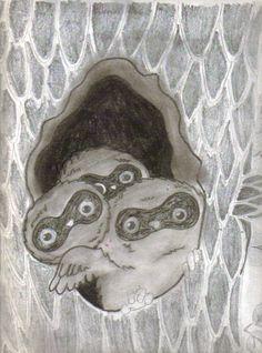 'Owls' by Nikia L. Robinson