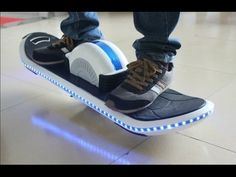 DIY : Learn how to make a hoverboard (Electric Scooter). It's very simple homemade hoverboard. It's not Self balancing hoverboard, So to maintain balance two. Cool Tech Gadgets, Cool Gadgets To Buy, Gadgets And Gizmos, New Technology Gadgets, Futuristic Technology, Electric Skateboard, Electric Scooter, Cool Inventions, Cool Things To Buy