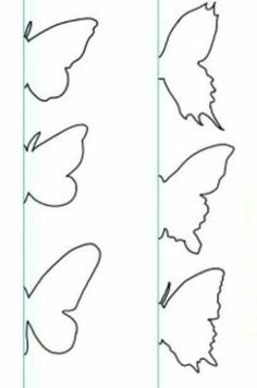 Heyitskitcat: DIY Schmetterlings-Wand-Dekor: Source by nagihan_yalcink Heyitskitcat: DIY Schmetterling Wanddeko: - Site Name Heyitskitcat: DIY Butterfly Wall Decor: - diy decor new Butterfly Templates for your rainy day DIY's DIY butterfly, book paper wit Butterfly Wall Decor, Butterfly Crafts, Butterfly Art, Diy Butterfly Decorations, Butterfly Mobile, Origami Butterfly, Diy Decoration, Wall Decorations, Diy And Crafts