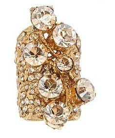 Clara Kasavina Branchie Ring #ring $88.00